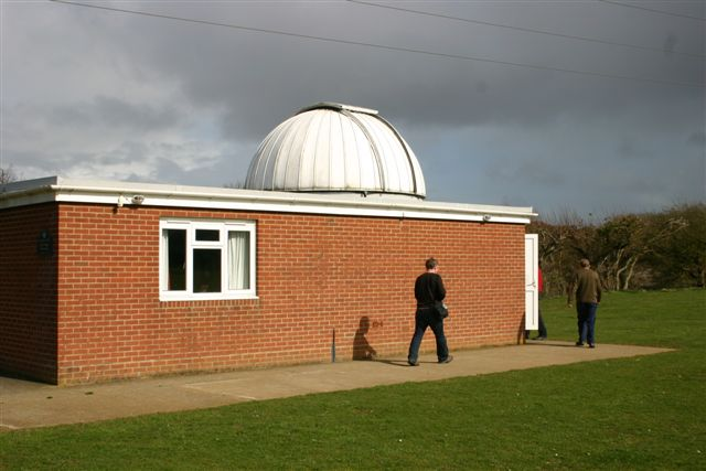 Vectis Astronomical Society Observatory
